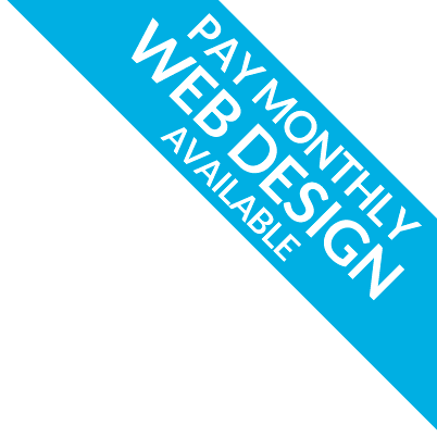Pay Monthly Web Design Available
